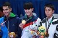 El taekwondista Kim Tae-hun gana el oro en los JJ. AA.