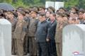 Funeral del exjefe de Defensa norcoreano