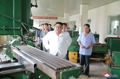 Inspección del líder norcoreano