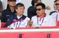 Ministres du Sport des deux Corées