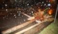 Arrivée du typhon Soulik