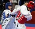 Oro en taekwondo