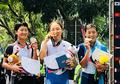 Oro en la prueba de contrarreloj individual femenina