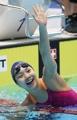 Oro en natación