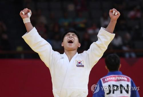한국 유도, 세계선수권대회서 자존심 회복…20일 개막