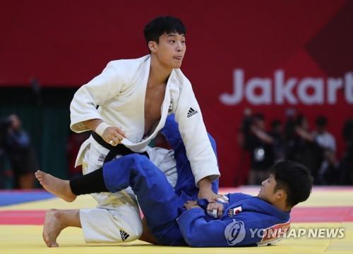(LEAD) S. Korean judoka accused of faking community service records