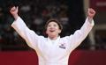 Oro en judo femenino