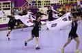 Oro en balonmano femenino