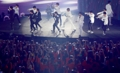K-pop band at Asiad closing