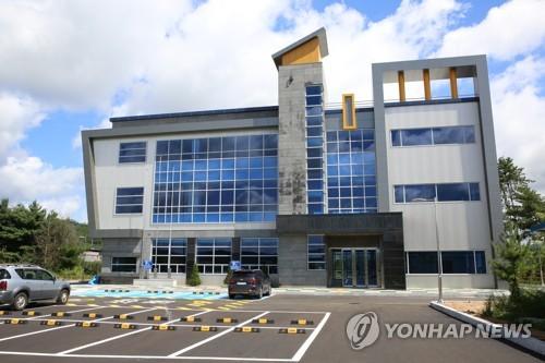 횡성에 한국소방안전원 전용 교육장 건립
