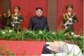 Hommage de Kim Jong-un