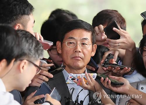 노조와해 의혹 이상훈 삼성전자 의장 오늘 검찰 출석