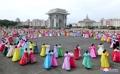 北朝鮮 建国70年を祝い