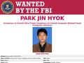 Norcoreano acusado de ciberataques por EE. UU.