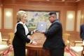 Lettre de Poutine pour Kim