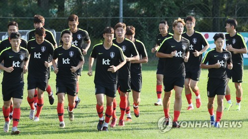 S. Korea up 2 spots to 55th in Sept. FIFA rankings