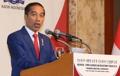 Discours du président indonésien