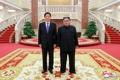 Avec l'envoyé spécial de Xi