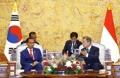 Sommet Corée-Indonésie