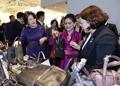 Premières dames Corée-Indonésie