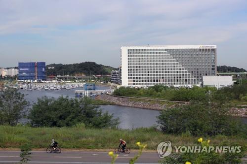 경인아라뱃길 첫 프리미엄 호텔 '마리나베이서울' 오픈