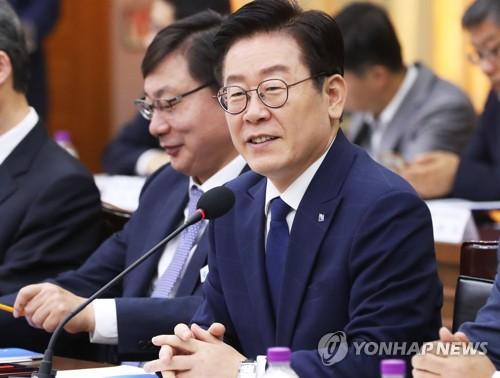 """이재명, '수술실 CCTV설치' 반대에 """"환자입장 고려해야"""""""