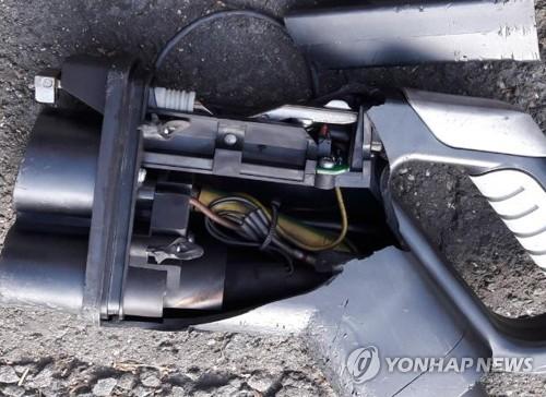 폭발 사고 난 전기차 급속충전기 케이블 커넥터
