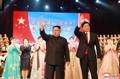 Concert spécial pour la délégation chinoise