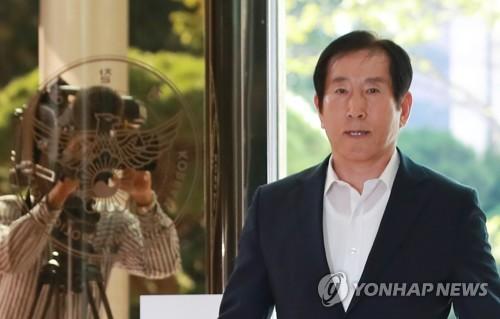 조현오 전 경찰청장 재소환