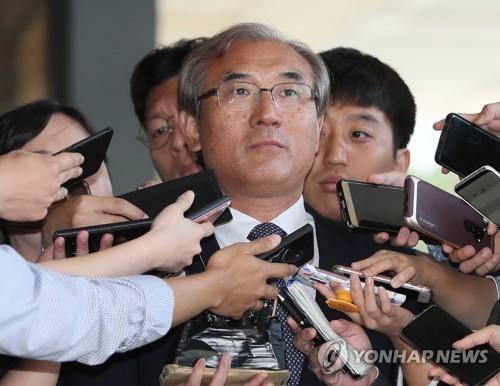 검찰, '재판개입 의혹' 이민걸 전 기조실장 소환