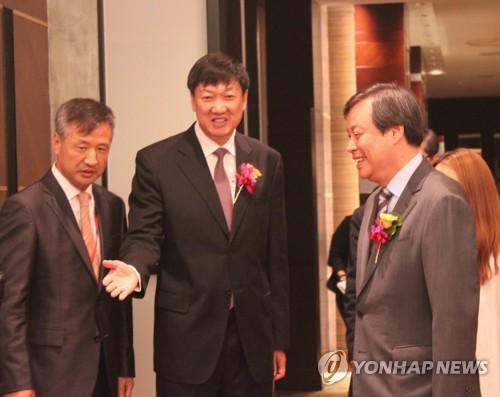 일본서 스포츠 분야 한중 양자 회담 개최