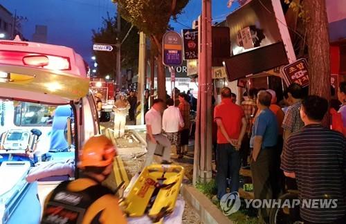 포항 가정집서 가스 폭발…1명 부상
