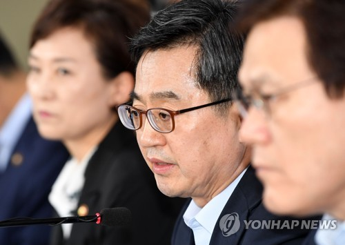김동연 집값담합은 시장교란…현행법 규제 안되면 입법 고려(속보)
