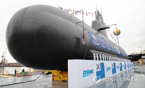 첫 3000t급 잠수함 '도산 안창호 함'