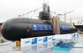 韓国初の独自設計潜水艦