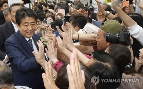 日아베 北김정은 위원장과 만나 납치문제 해결해야