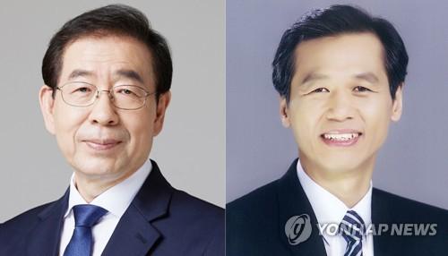 박원순·최문순 방북단 포함…지자체 남북경협 탄력 기대