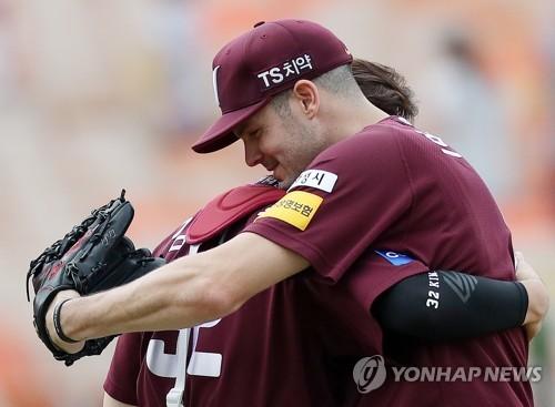 브리검-김재현 '완벽 호흡'