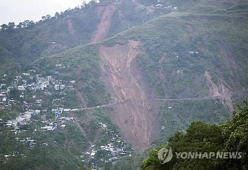 태풍 망쿳 강타한 홍콩 교통대란…복구에 수일 걸릴 듯
