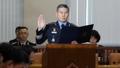 Audiencia de confirmación del jefe de Defensa