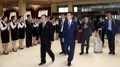 S. Korea's advance team arrives in Pyongyang for summit preparations