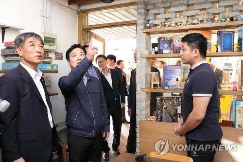 점포 채우기 급급한 전통시장 '청년몰'…결국 26% 휴폐업