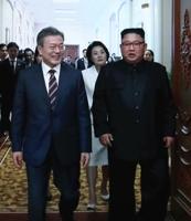"""남북정상회담 비속어 논란…KBS """"취재단 없었다"""""""