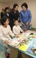 Visite à des enfants malades