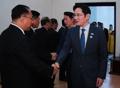 Lee Jae-yong à Pyongyang