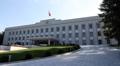 初公開された朝鮮労働党本部庁舎