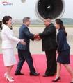 N.K. reports on inter-Korean summit