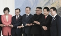 Koreas sign summit agreement