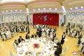 南北首脳会談の歓迎夕食会