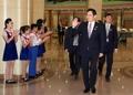 Accueil d'enfants nord-coréens